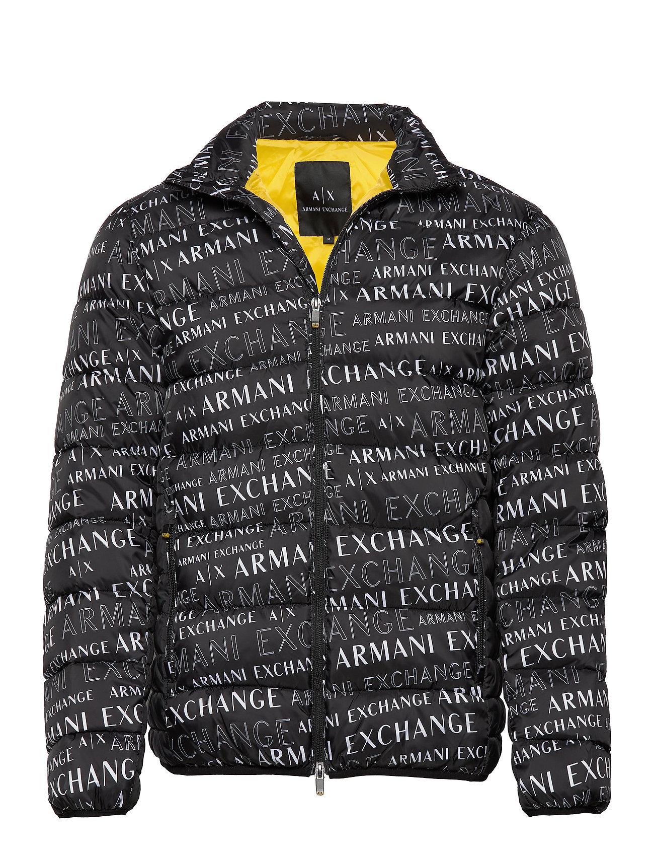 Armani Exchange AX MAN JACKET - A-O EXTREME LOGO BS