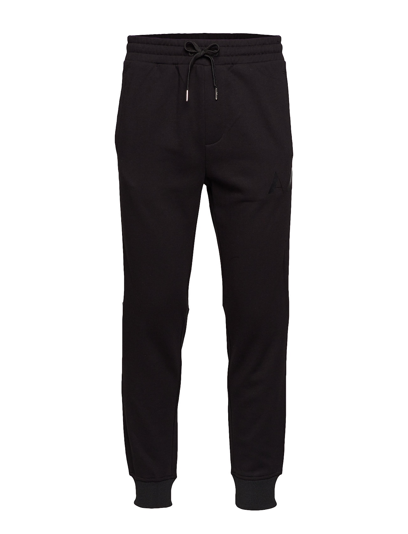 Armani Exchange AX MAN TROUSERS - BLACK