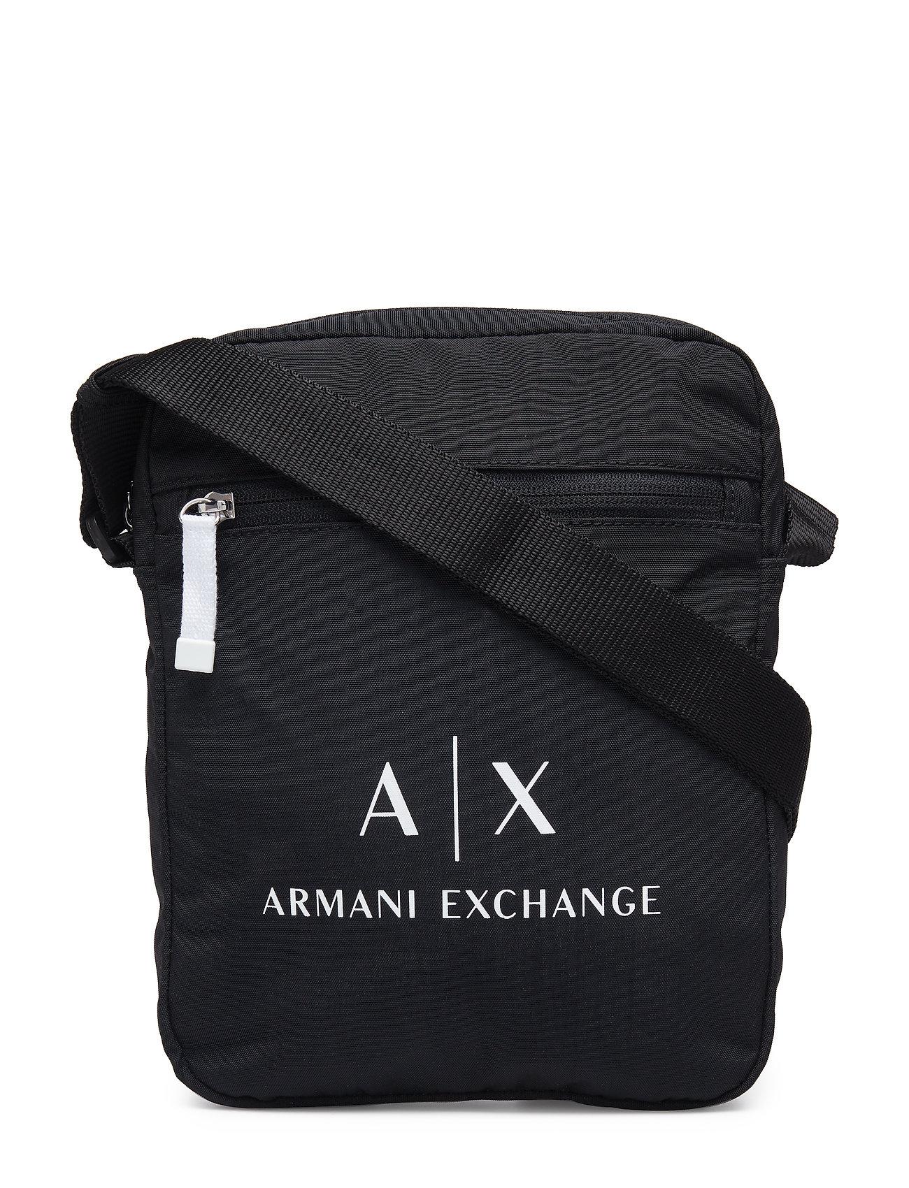 Armani Exchange MAN WOVEN MESSENGER BAG