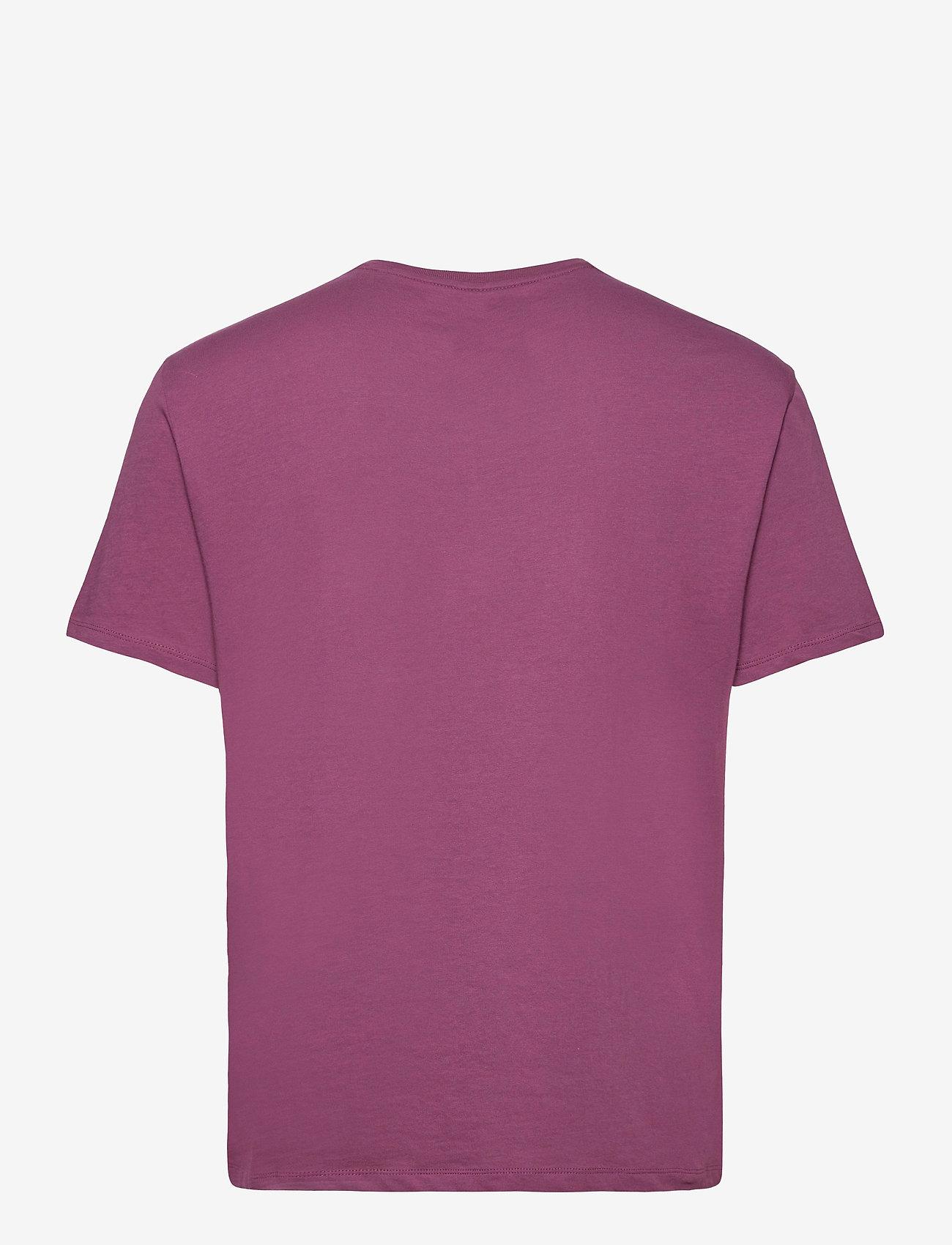 Armani Exchange - 6HZTFD ZJH4Z - t-shirts à manches courtes - grape wine - 1