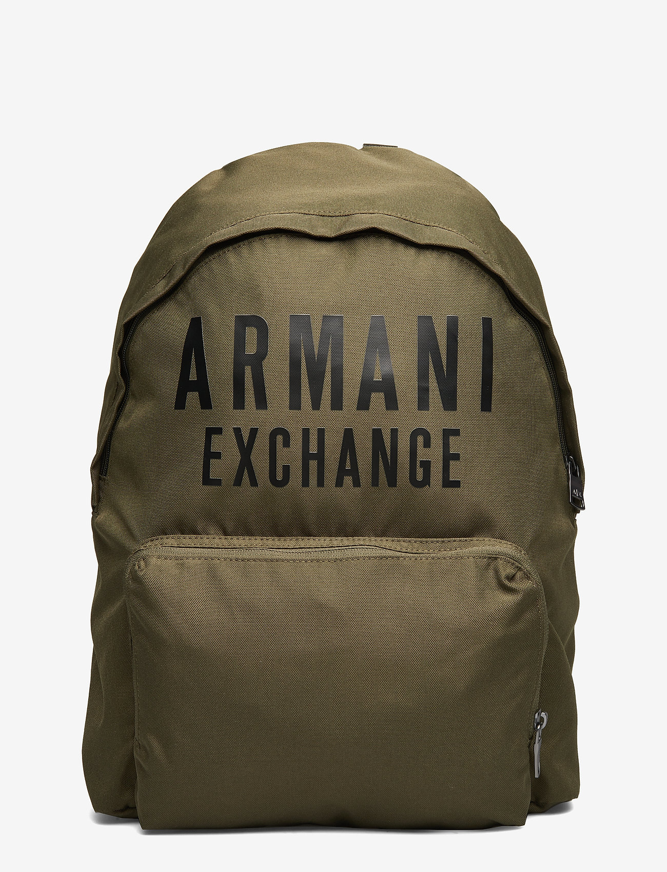 Armani Exchange - AX MAN'S BACKPACK - rucksäcke - military green - 0