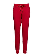 WOMAN JERSEY TROUSER - RED SHOES