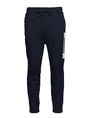 MAN JERSEY TROUSER - NAVY