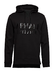 AX MAN SWEATSHIRT - BLACK