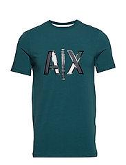 AX MAN T-SHIRT - JUNE BUG