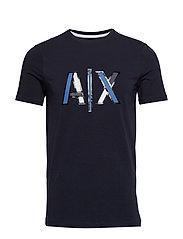 AX MAN T-SHIRT - NAVY