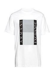 AX MAN T-SHIRT - WHITE