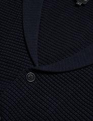 Armani Exchange - 6HZG1B ZMU5Z - single breasted blazers - navy - 2