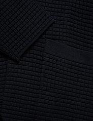 Armani Exchange - 6HZG1B ZMU5Z - single breasted blazers - navy - 3