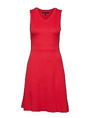 WOMAN JERSEY DRESS - MOULIN ROUGE