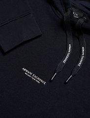 Armani Exchange - SWEATHER - basic sweatshirts - navy - 2