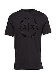 AX MAN T-SHIRT - BLACK