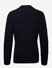 Armani Exchange - 6HZG1B ZMU5Z - single breasted blazers - navy - 1