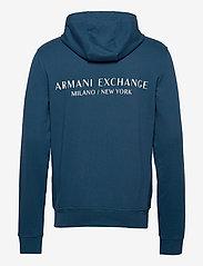 Armani Exchange - SWEATHER - basic sweatshirts - majolica - 1