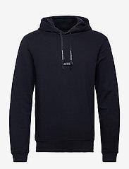Armani Exchange - SWEATHER - basic sweatshirts - navy - 0