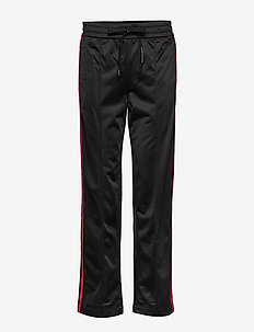 WOMAN JERSEY TROUSER - joggings - black