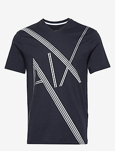 MAN JERSEY T-SHIRT - NAVY