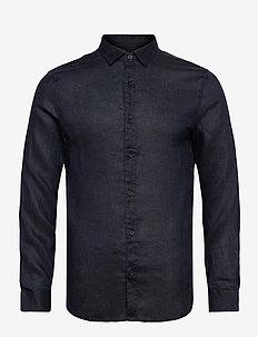 3KZC50 ZNCFZ - chemises basiques - navy