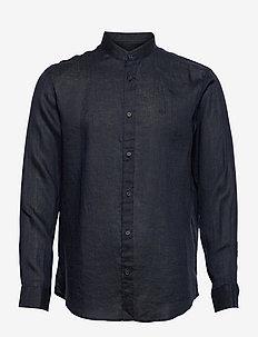 3KZC69 ZNZFZ - chemises basiques - navy
