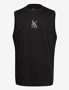 TANK TOP - basic t-shirts - black