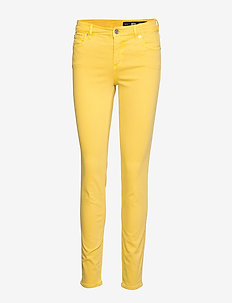 AX WOMAN JEANS - HONEY