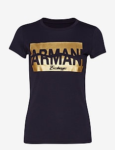 AX WOMAN T-SHIRT - BLUEBERRY JELLY
