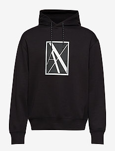 AX MAN SWEATSHIRT - BLACK