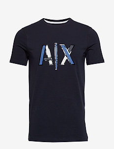 AX MAN T-SHIRT - NAVY