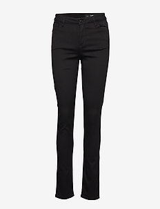AX WOMAN JEANS - BLACK DENIM