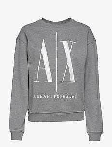 AX WOMAN SWEATSHIRT - BC09 GREY