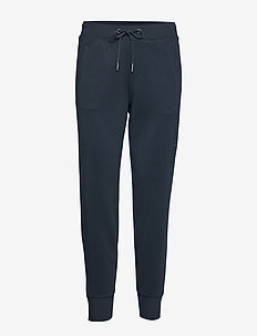 AX WOMAN TROUSERS - NAVY