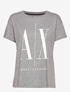 WOMAN JERSEY T-SHIRT - BC09 GREY