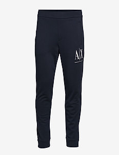 AX MAN TROUSERS - joggings - navy