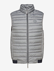 AX MAN SLEEVELESS JACKET - gilets sans manches - grey/navy