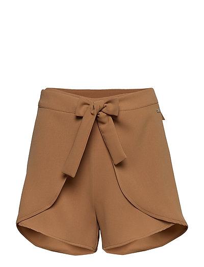 Woman Woven Shorts Shorts Flowy Shorts/Casual Shorts Braun ARMANI EXCHANGE