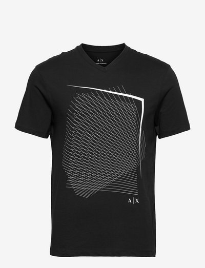 T-SHIRT - short-sleeved t-shirts - black