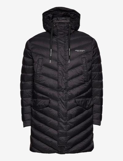 Jacket - padded jackets - black
