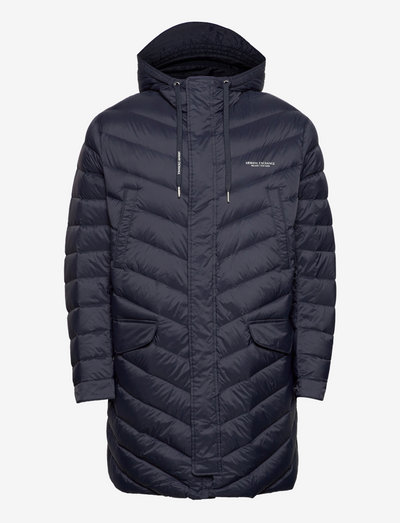 Jacket - padded jackets - deep navy