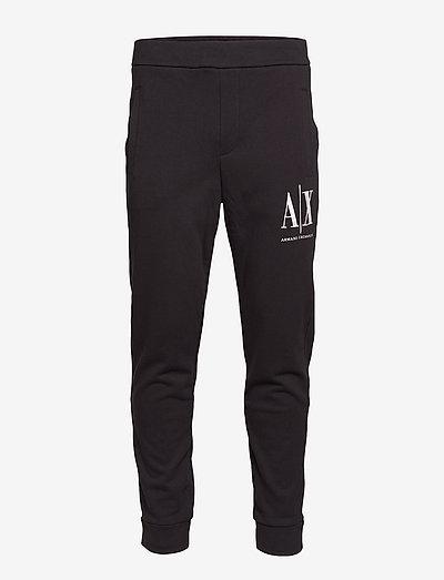 Trousers - sale - black