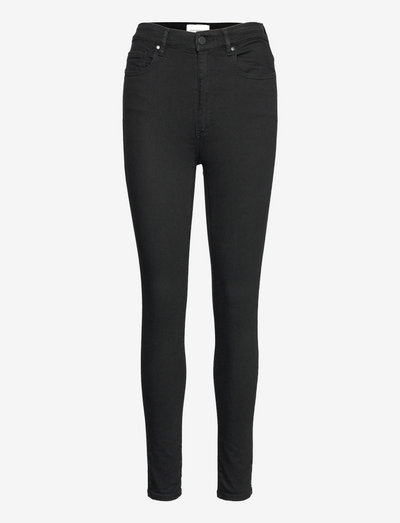 INGAA X STRETCH - skinny jeans - black night