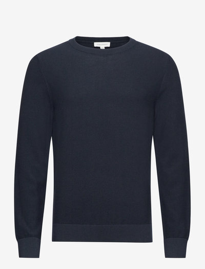 GRAANO COMPACT - tricots basiques - depth navy