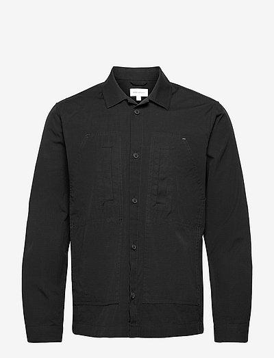 NAADIRO RIPSTOP - vêtements - black