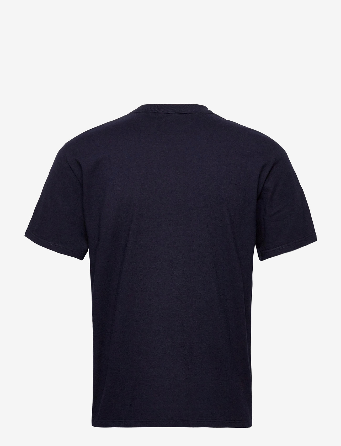 Armor Lux Round Neck T-Shirt - T-skjorter NAVY - Menn Klær