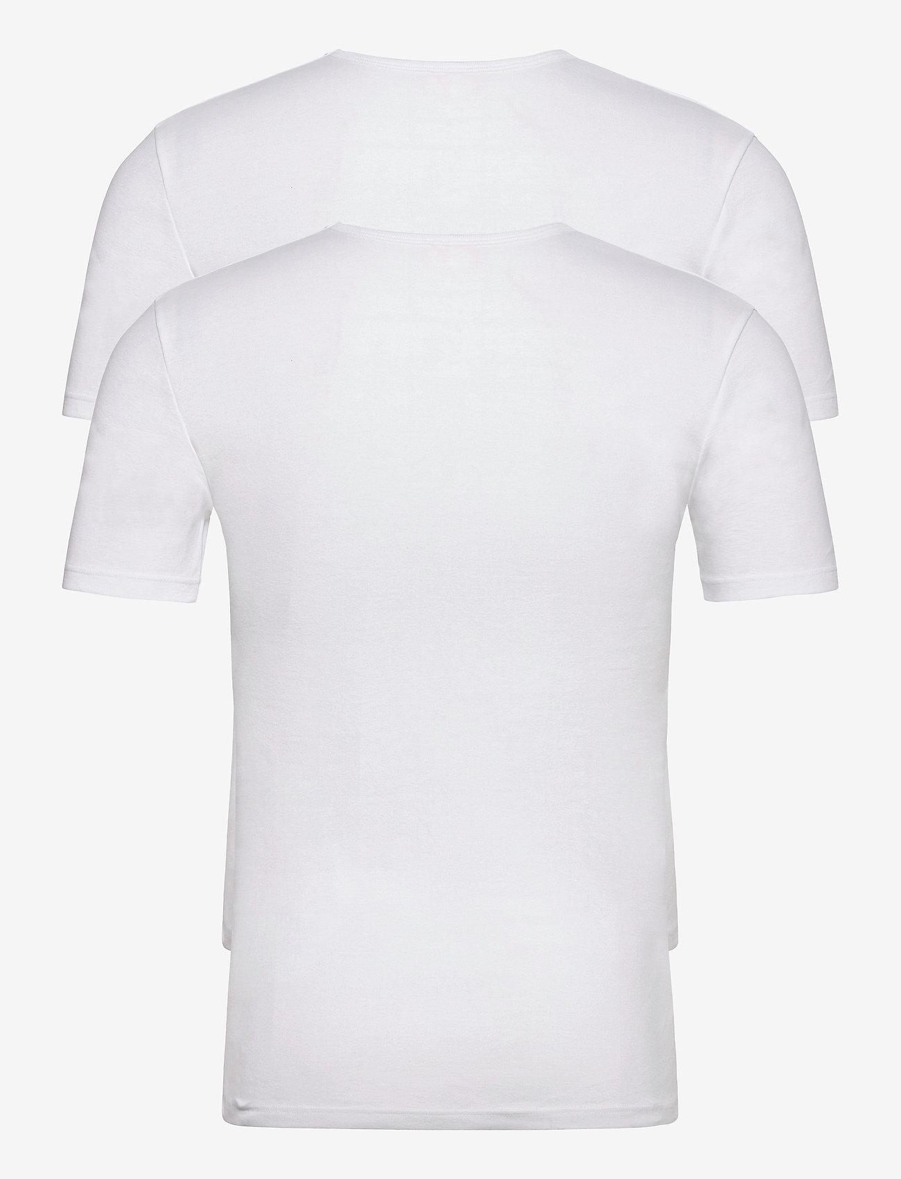 Armor Lux - 2 Pack T-Shirt - multipack - white/white - 1