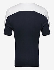 Armor Lux - 2 Pack T-Shirt - t-shirts basiques - white/navy - 1
