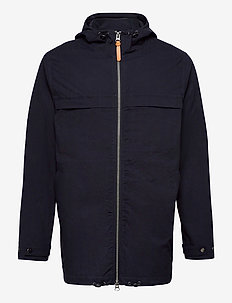 Héritage jacket - leichte jacken - marine deep