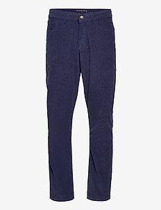 "Trousers ""Tarek"" - regular jeans - navire"