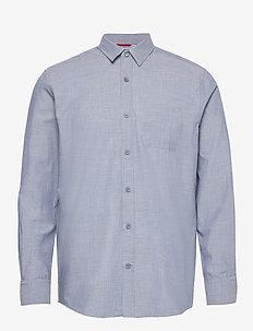 Shirt - suitbukser - chambray fantaisie