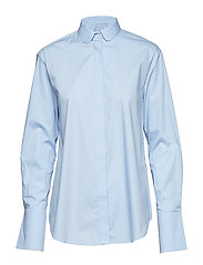 St Ives Poplin - BLUE