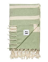 Atlantic Stripe - GREEN/OFFWHITE